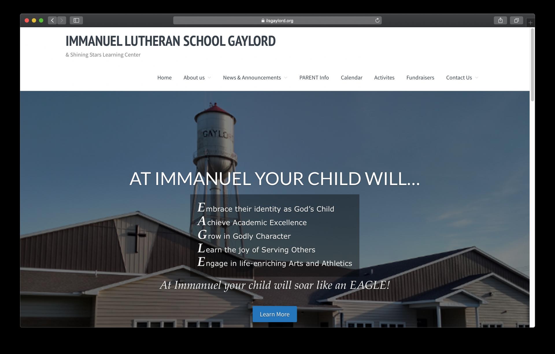 Immanuel Lutheran Church School